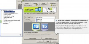 Psychophysics Toolbox with multiple monitors under Windows   Jenny Read